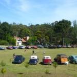 Concurso de elegancia en Golf Pinamar