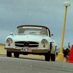 Juan Duffua. Mercedes Benz 190 SL