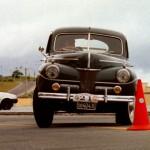 Oscar Larroca. Ford 41
