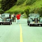 J. L. Cintolo Ford 37 y Carlos G-Mata Buick 37