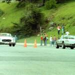 J. Duffua Mercedes Benz 190 SL 63  y  N. Sierra Alfa Spider  72